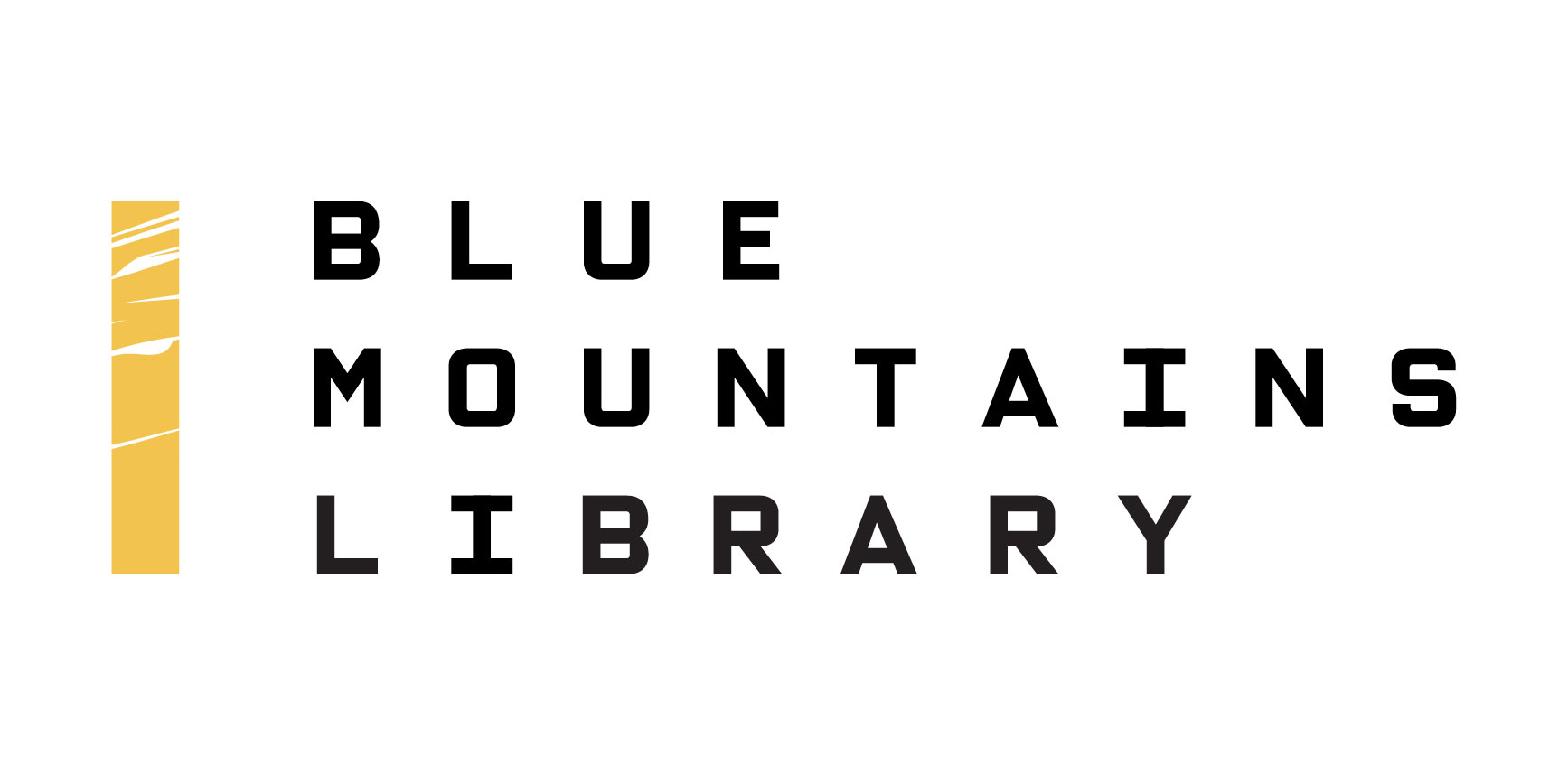 Blue Mountains Library logo
