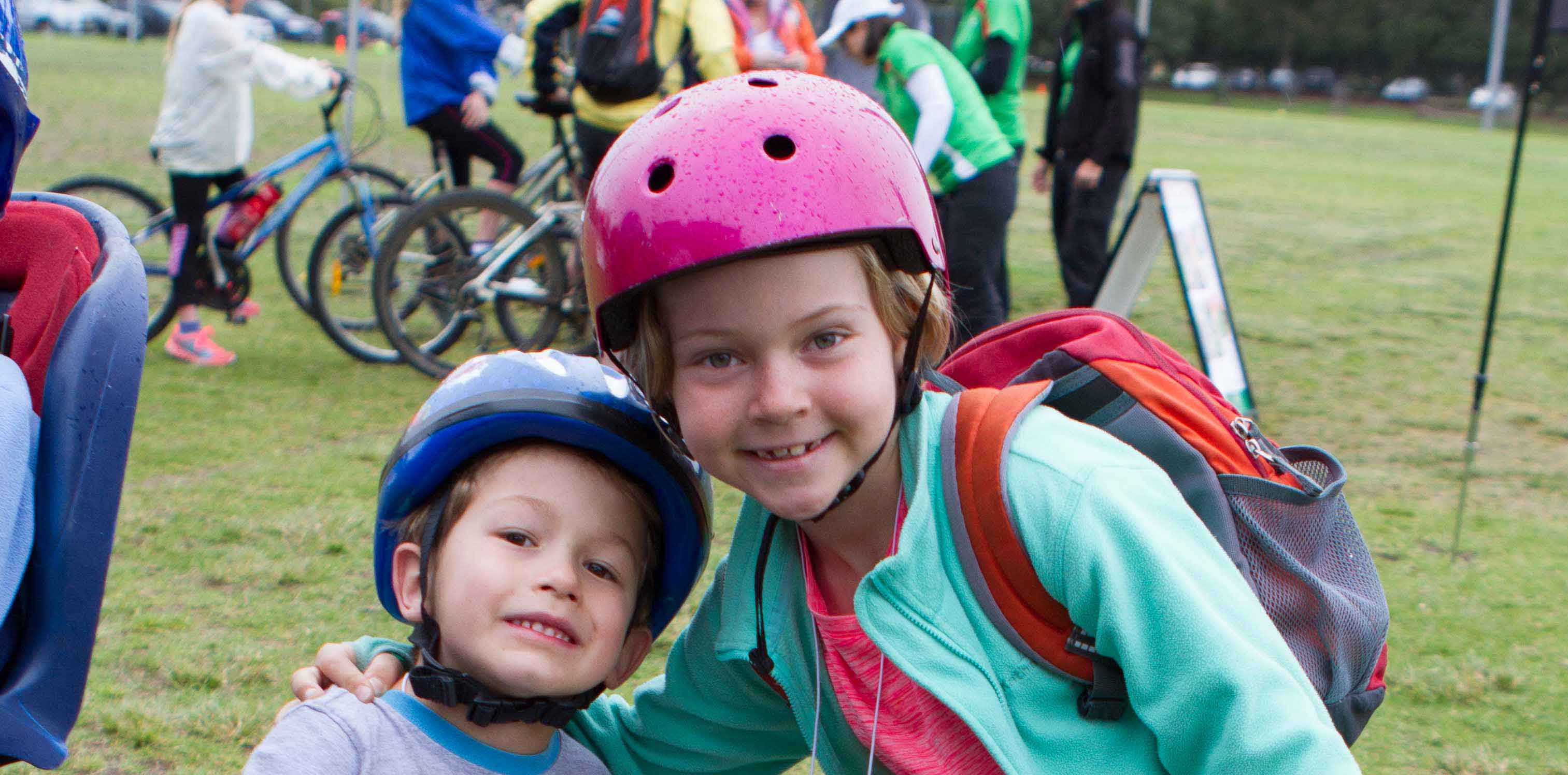 Council is offering two free Kids Bike Skills workshops to help kids improve their bike skills in Bike Week 2018