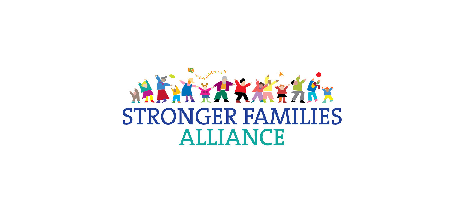 Stronger Families Alliance logo